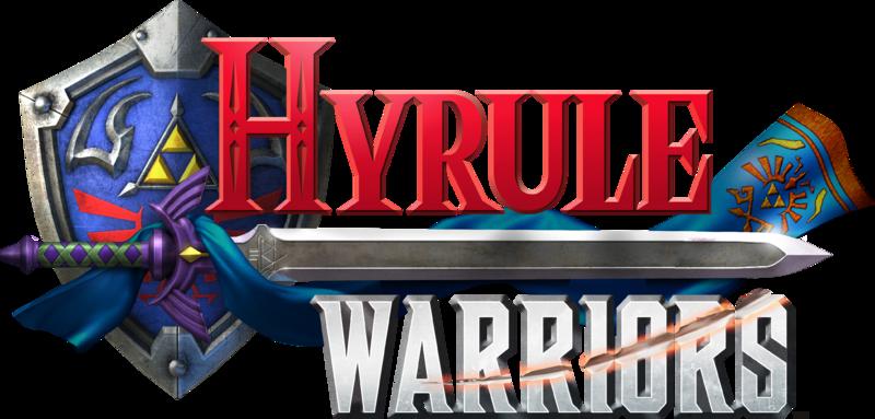 Hyrule Warriors : Logo officiel