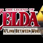 A Link Between Worlds : Logo officiel
