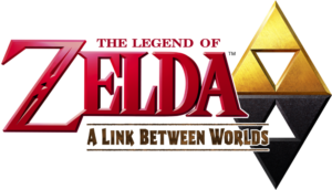 A Link Between Worlds : Logo officiel