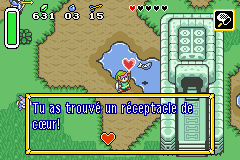 A Link to the Past : Solution - Partie 3