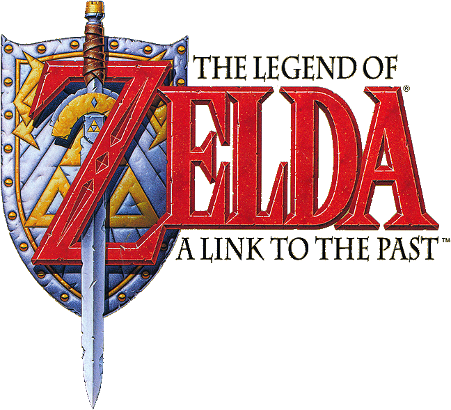 A Link to the Past : Logo officiel