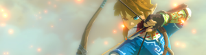 Breath of the Wild : Bannière