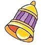 Link's Awakening : Artwork - Cloche des Algues