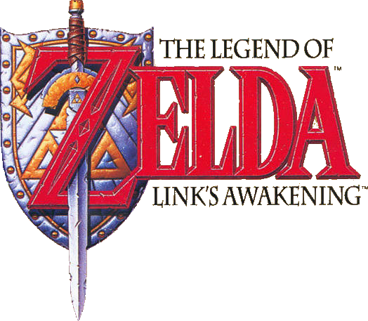 Link's Awakening : Logo officiel