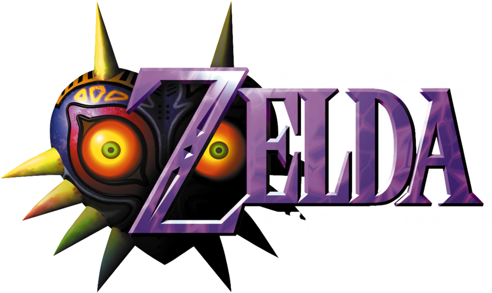 Majora's Mask : Logo officiel