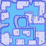 The Minish Cap : Carte du monde nuageux