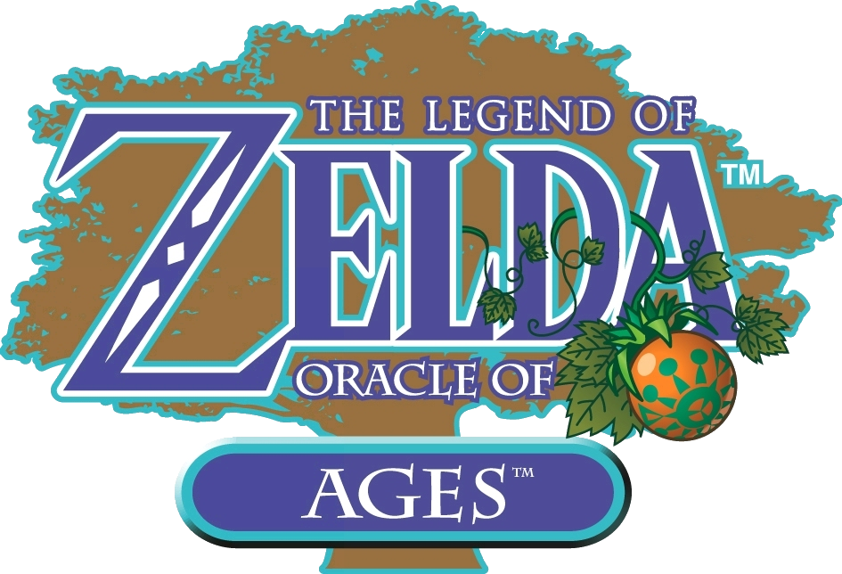 Oracle of Ages : Logo officiel