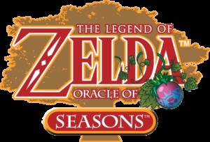 Oracle of Seasons : Logo officiel