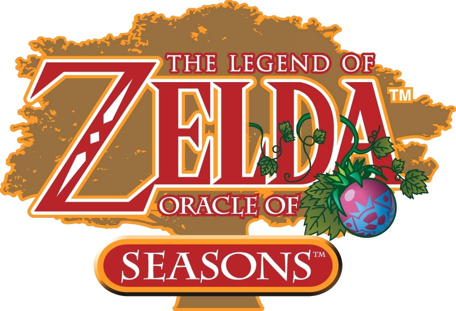 Oracle of Seasons : Logo officiel