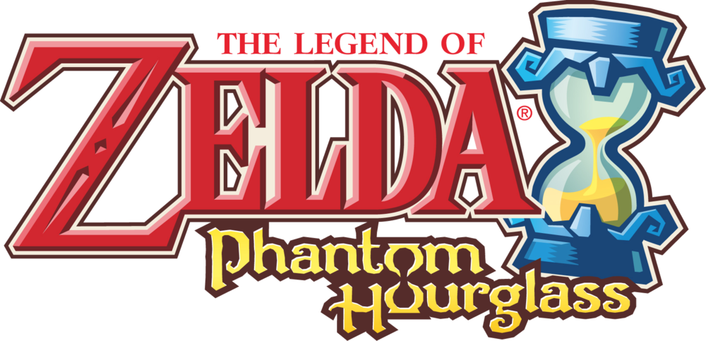 Phantom Hourglass : Logo officiel