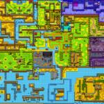 Oracle of Ages : Carte du monde avec Moosh - présent