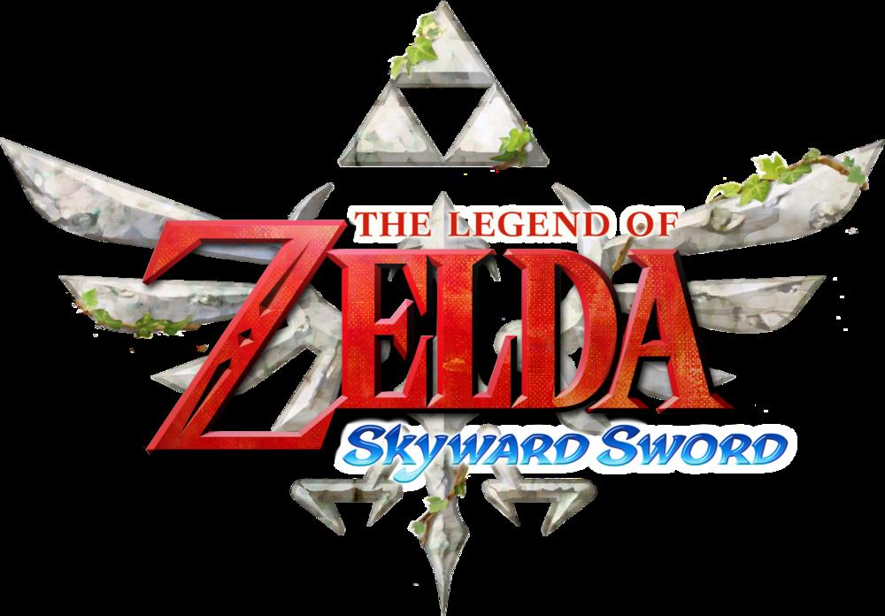 Skyward Sword : Logo officiel