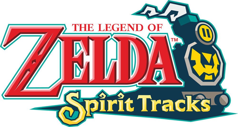 Spirit Tracks : Logo officiel