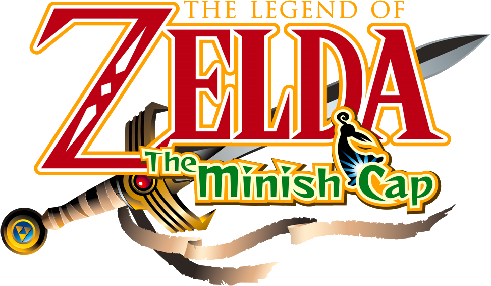 The Minish Cap : Logo officiel
