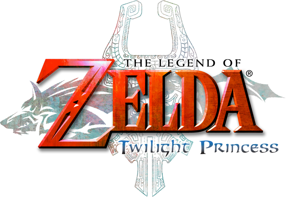 Twilight Princess : Logo officiel
