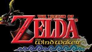 The Wind Waker : Logo officiel