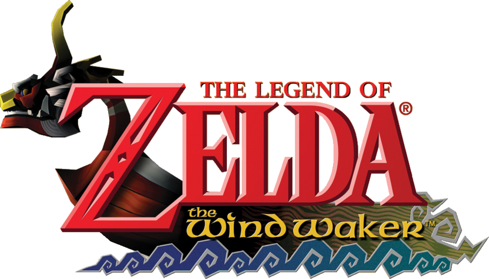 The Wind Waker : Logo officiel
