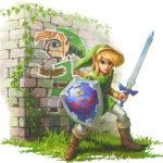 A Link Between Worlds : Artwork