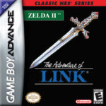 The Adventure of Link : Jaquette