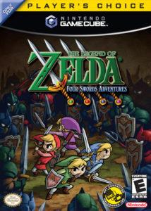 Four Swords Adventures : Jaquette