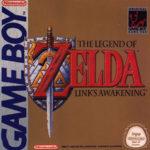 Link's Awakening : Jaquette