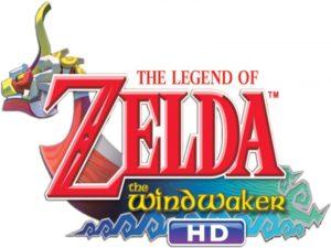 The Wind Waker : Logo officiel HD