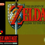 A Link to the Past : Jaquette