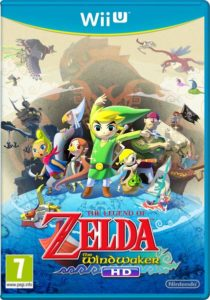 The Wind Waker : Jaquette