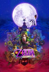 Majora's Mask : Artwork