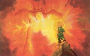 The Legend of Zelda : Artwork