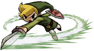 The Wind Waker : Artwork
