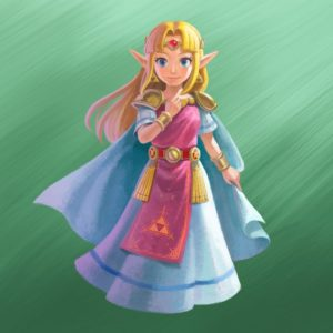A Link Between Worlds : Artwork