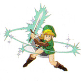 A Link to the Past : Artwork