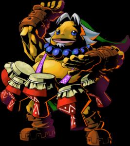 Majora's Mask : Artwork