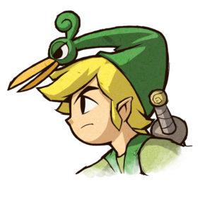 The Minish Cap : Artwork