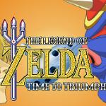 Zelda 3T: Logo officiel