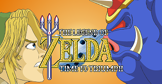 Zelda 3T: Logo officiel