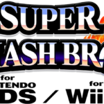 Super Smash Bros. for Nintendo 3DS/Wii U: Logo officiel