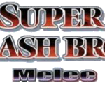 Super Smash Bros Melee: Logo officiel