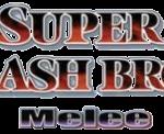 Super Smash Bros Melee: Logo officiel