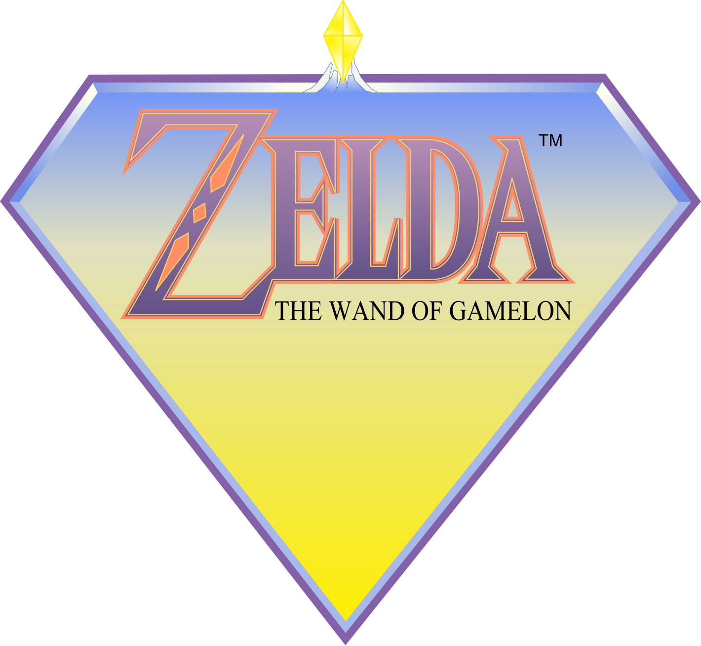 The Wand of Gamelon : Logo officiel