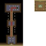 Ancient Stone Tablets: Carte de la Tour de Ganon