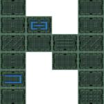 BS Zelda: carte du niveau 1 du monde 2