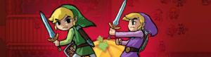 Four Swords : Bannière