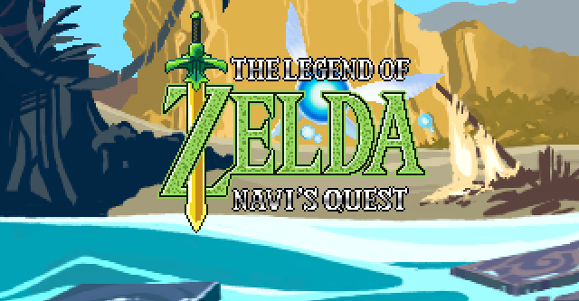 Navi's Quest: Logo officiel