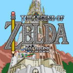 Zelda Picross: Logo officiel