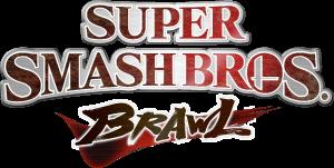Super Smash Bros. Brawl: Logo officiel