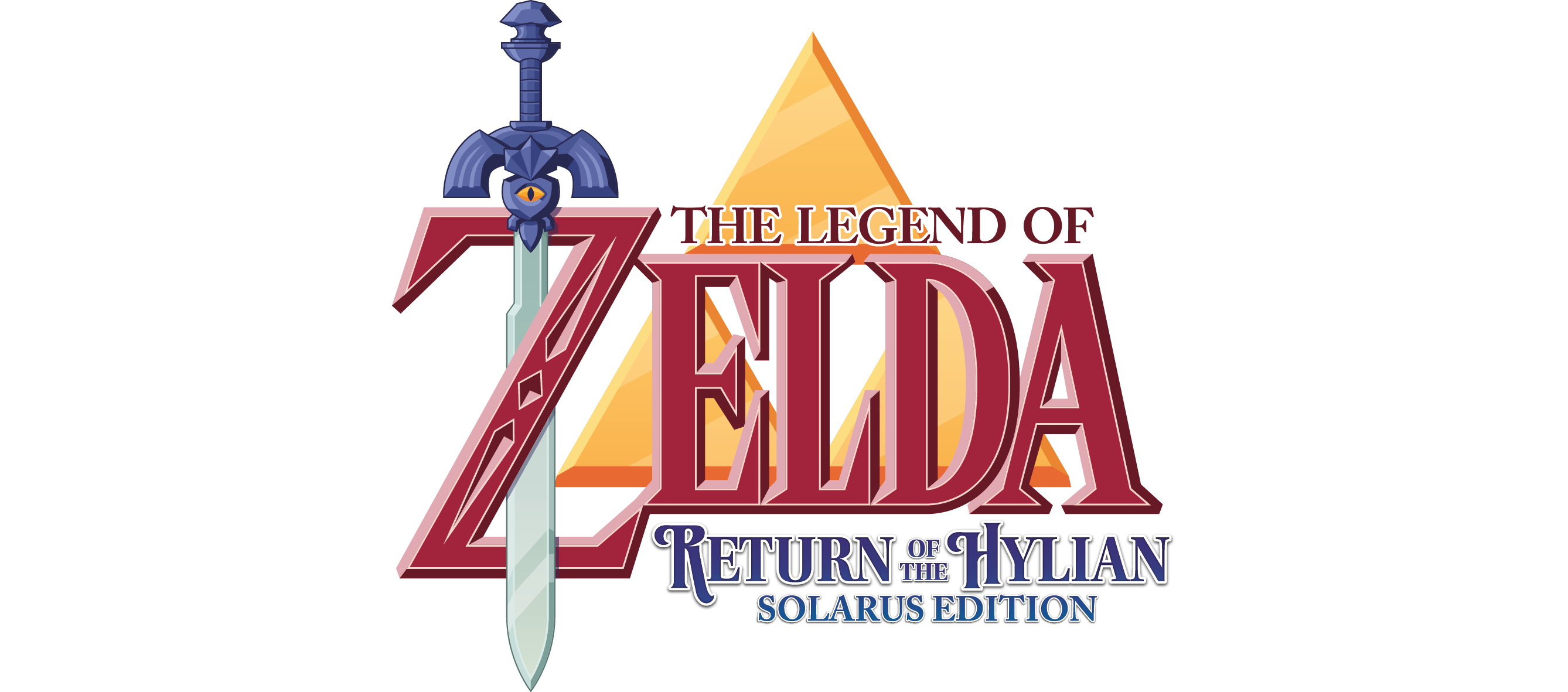 Return of the Hylian : Logo officiel