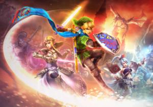 Hyrule Warriors / Warriors Legends : Artwork