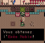 Oracle of Ages : Solution - Quête de l'épée Noble